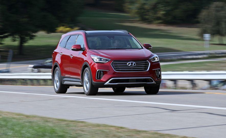 2018 Hyundai Santa Fe Limited Ultimate AWD - Slide 14