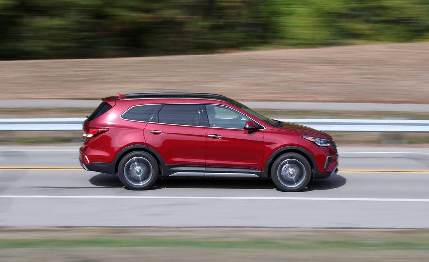 2018 Hyundai Santa Fe Limited Ultimate AWD - Slide 15
