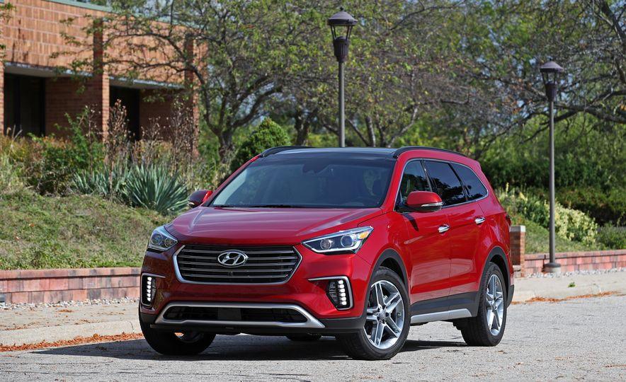 2018 Hyundai Santa Fe Limited Ultimate AWD - Slide 19