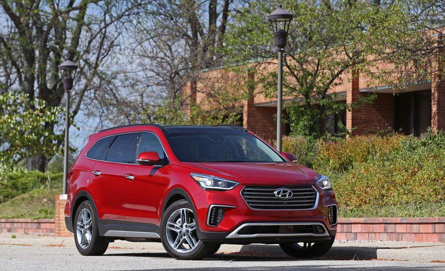 2018 Hyundai Santa Fe Limited Ultimate AWD - Slide 25