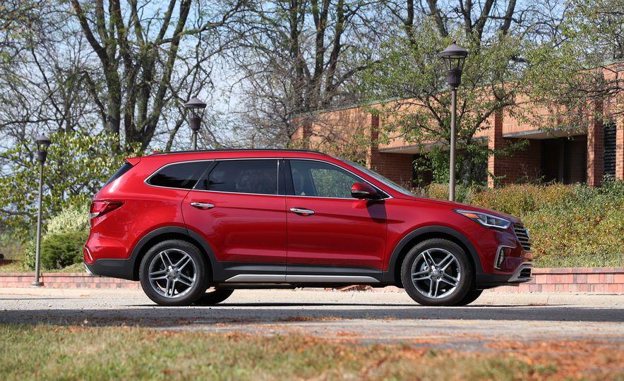 2018 Hyundai Santa Fe Limited Ultimate AWD - Slide 28