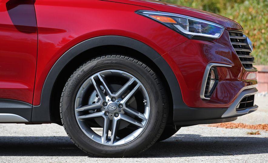 2018 Hyundai Santa Fe Limited Ultimate AWD - Slide 35