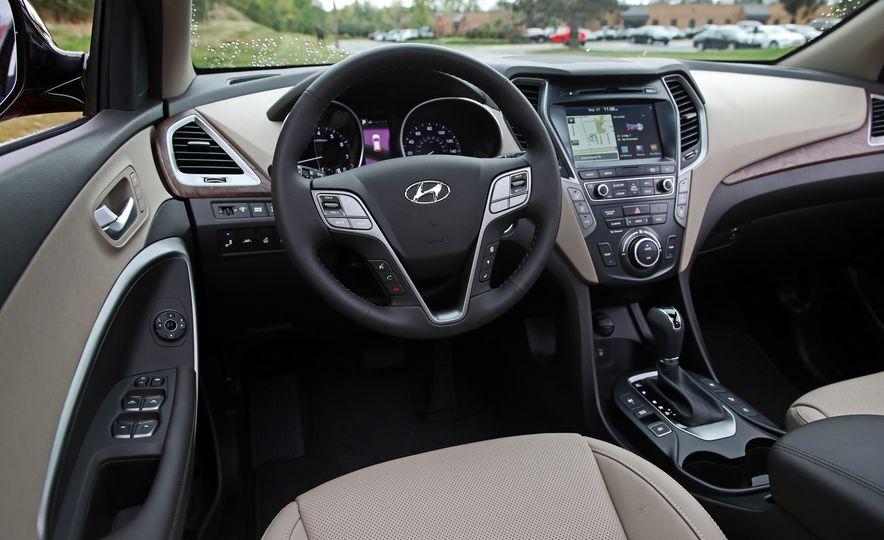 2018 Hyundai Santa Fe Limited Ultimate AWD - Slide 46