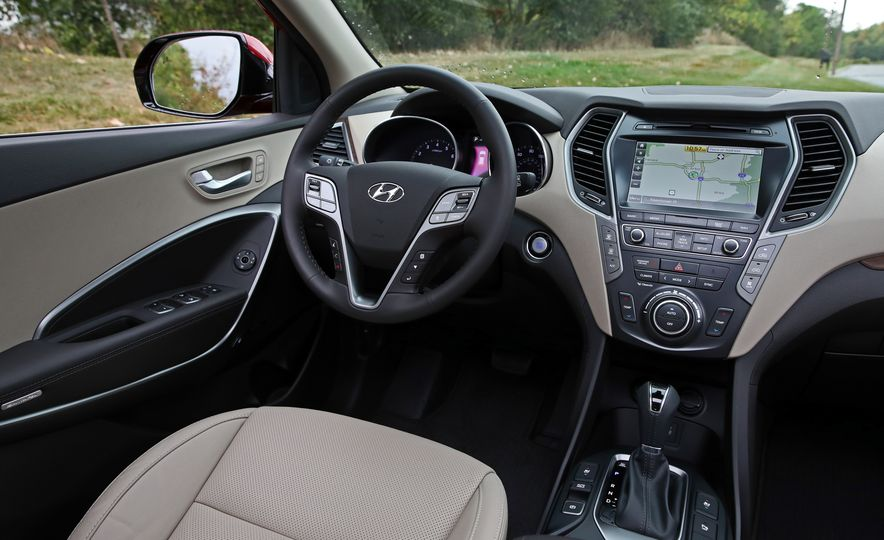 2018 Hyundai Santa Fe Limited Ultimate AWD - Slide 48