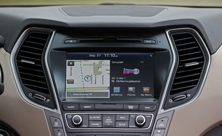 2018 Hyundai Santa Fe Limited Ultimate AWD - Slide 54