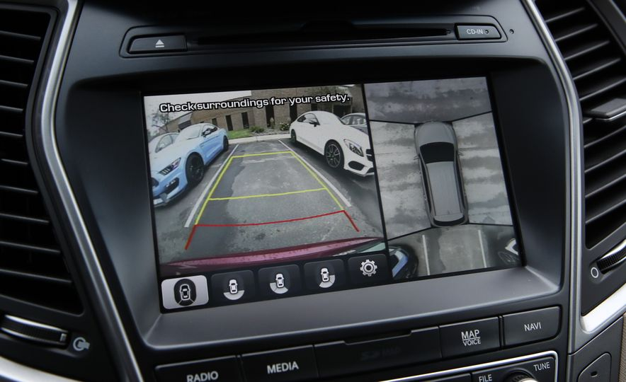 2018 Hyundai Santa Fe Limited Ultimate AWD - Slide 55