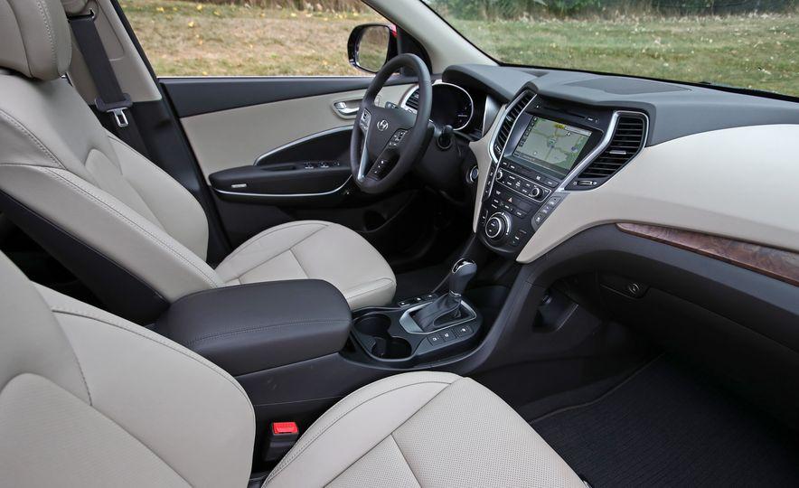 2018 Hyundai Santa Fe Limited Ultimate AWD - Slide 67