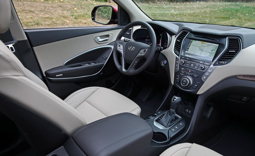 2018 Hyundai Santa Fe Limited Ultimate AWD - Slide 68