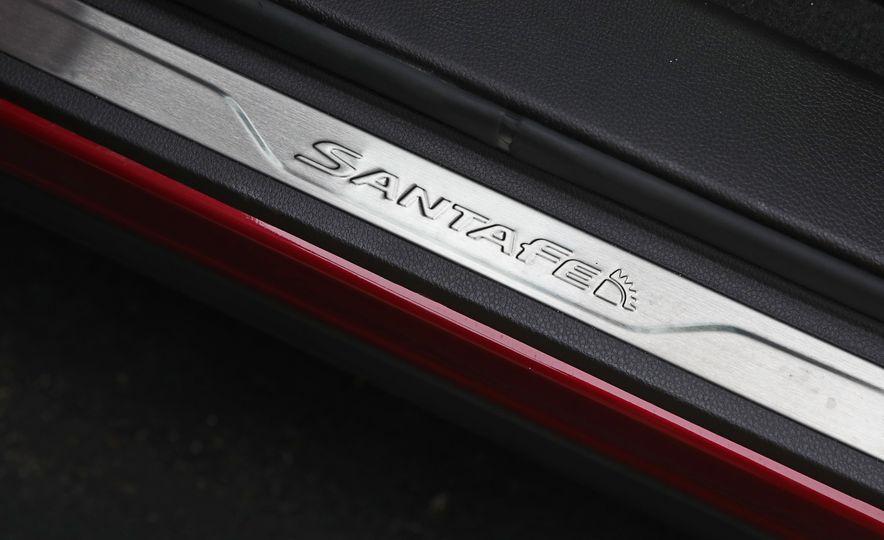 2018 Hyundai Santa Fe Limited Ultimate AWD - Slide 76