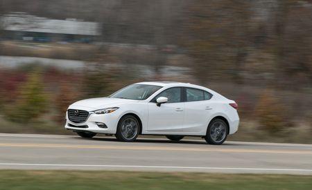 2018 Mazda 3 2.5L Automatic Sedan – Quick Test