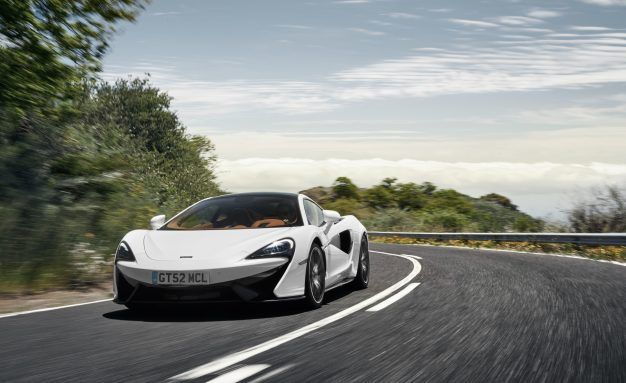 McLaren Upgrades 2018 570S and 570GT With More Features and New Design Packs