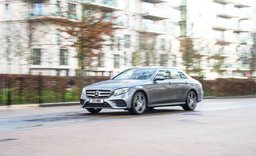 2018 Mercedes-Benz E350e Plug-In Hybrid - Slide 1