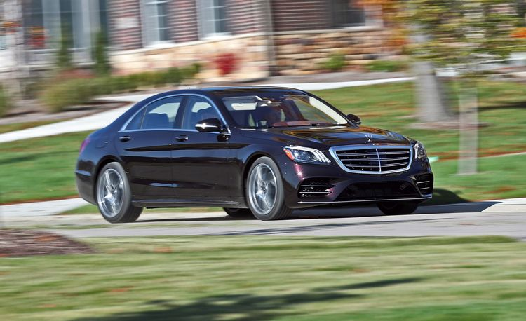 2018 Mercedes-Benz S-class – In-Depth Review