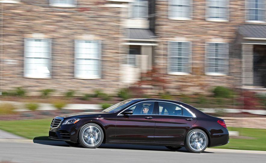 2018 Mercedes-Benz S-class - Slide 9