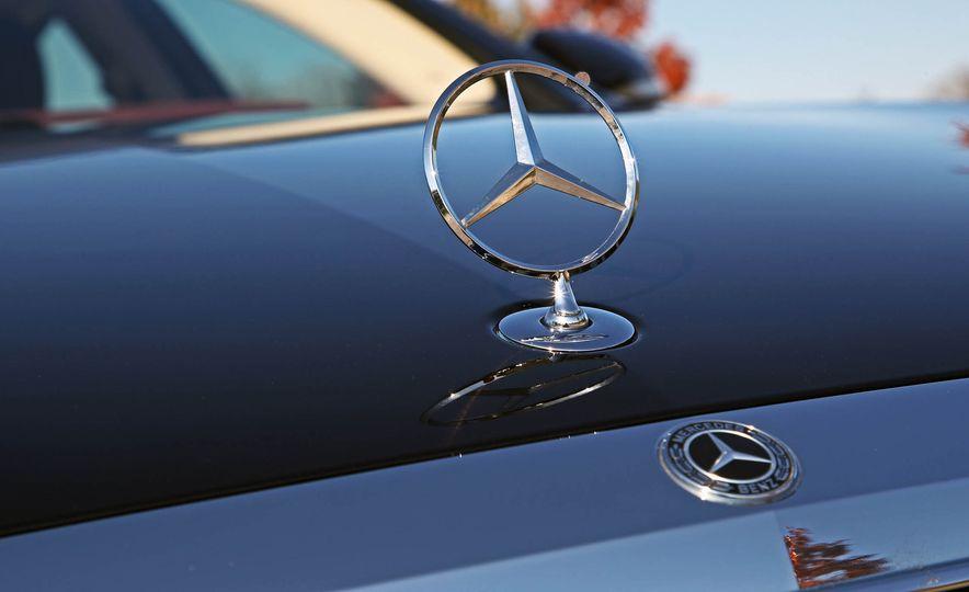 2018 Mercedes-Benz S-class - Slide 24