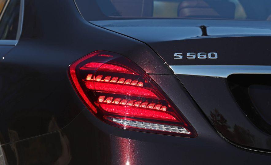 2018 Mercedes-Benz S-class - Slide 30
