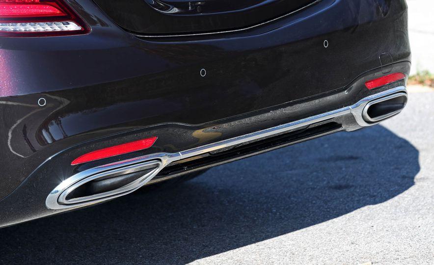 2018 Mercedes-Benz S-class - Slide 33