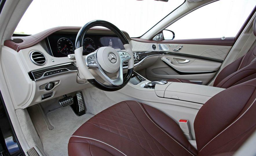 2018 Mercedes-Benz S-class - Slide 36