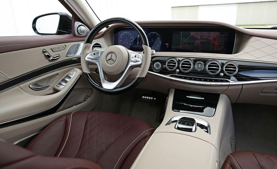2018 Mercedes-Benz S-class - Slide 38