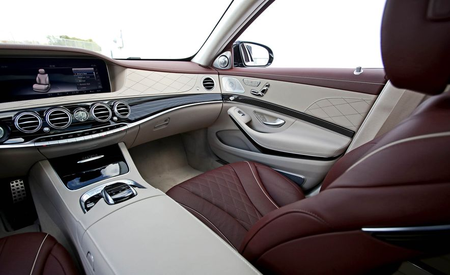 2018 Mercedes-Benz S-class - Slide 40