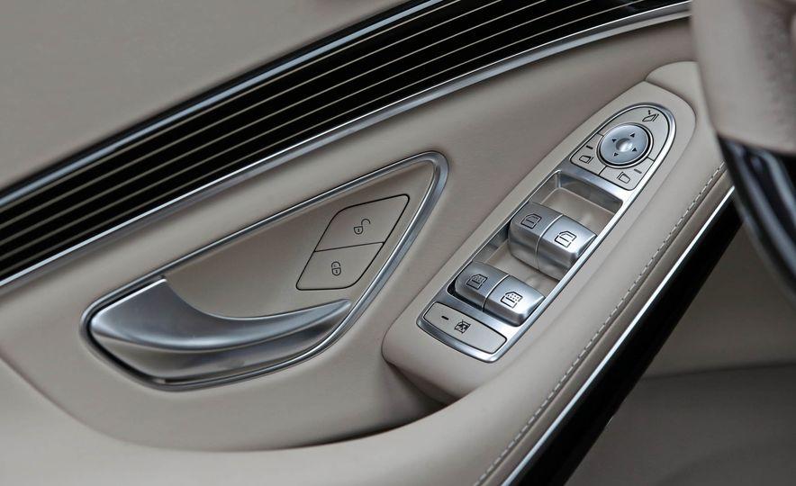 2018 Mercedes-Benz S-class - Slide 45