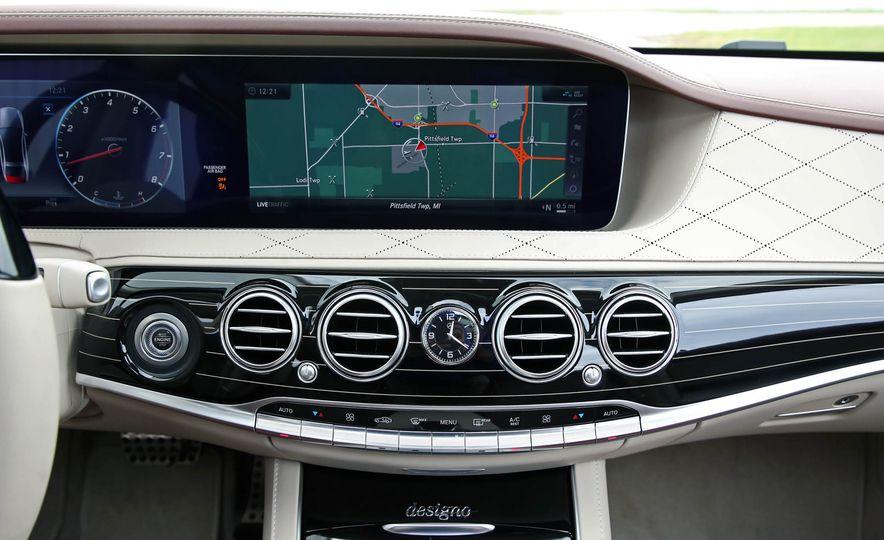 2018 Mercedes-Benz S-class - Slide 54