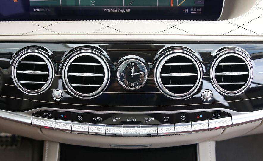2018 Mercedes-Benz S-class - Slide 57