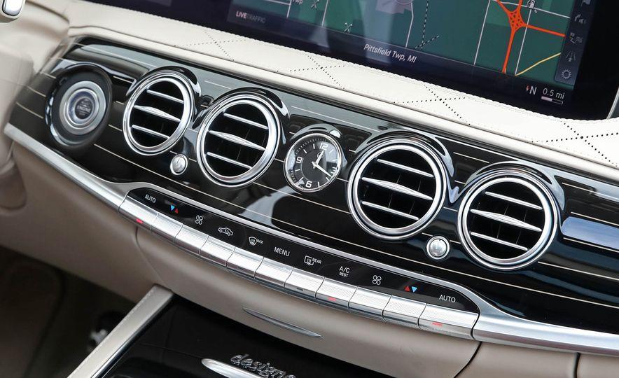 2018 Mercedes-Benz S-class - Slide 58