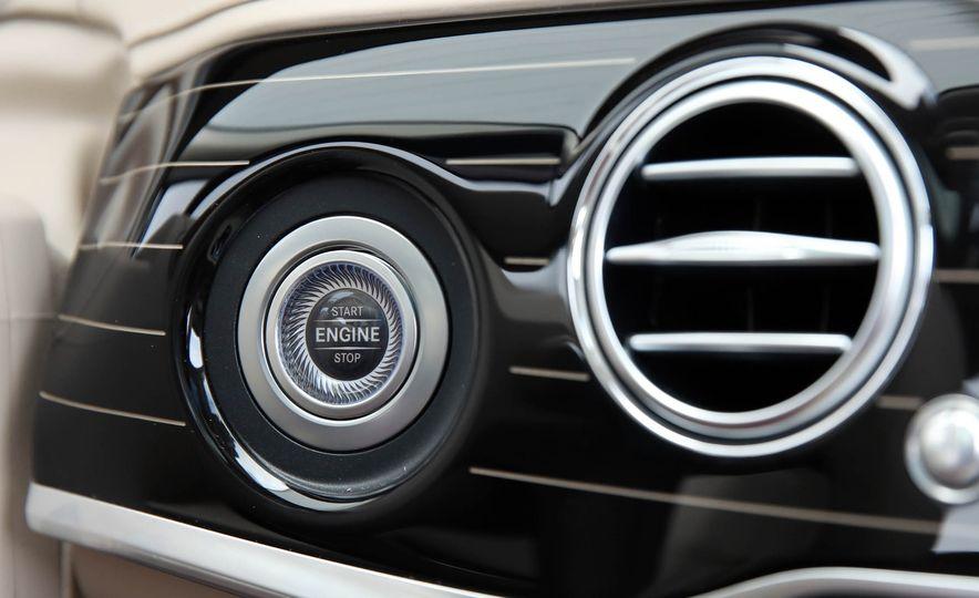 2018 Mercedes-Benz S-class - Slide 59