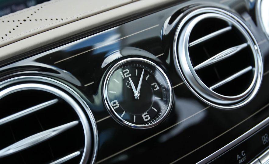 2018 Mercedes-Benz S-class - Slide 60