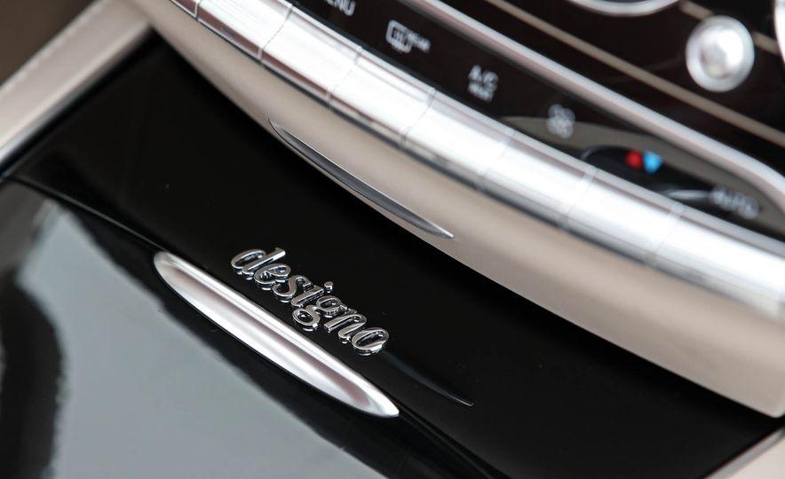 2018 Mercedes-Benz S-class - Slide 61