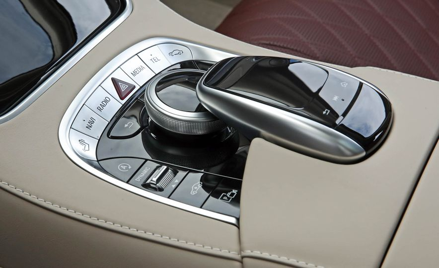 2018 Mercedes-Benz S-class - Slide 63