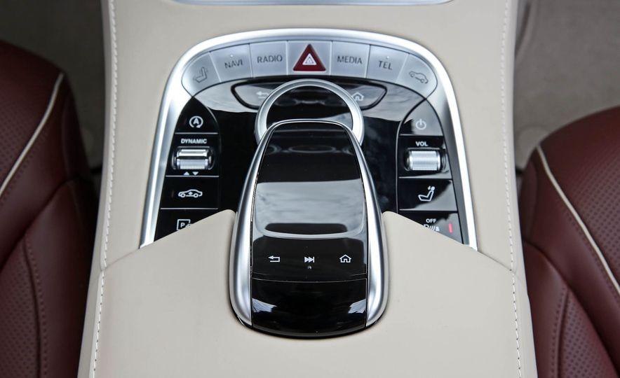 2018 Mercedes-Benz S-class - Slide 64
