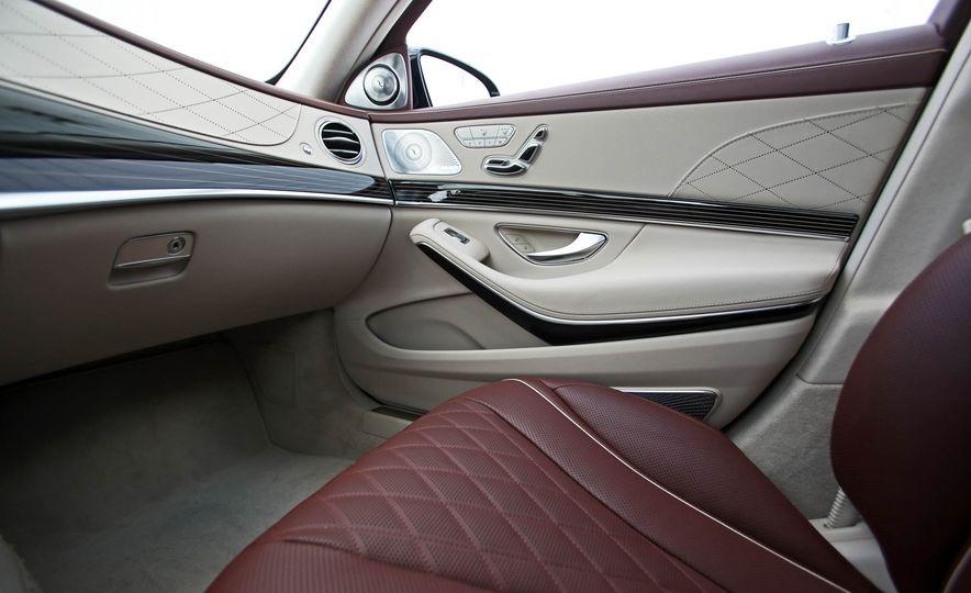 2018 Mercedes-Benz S-class - Slide 66