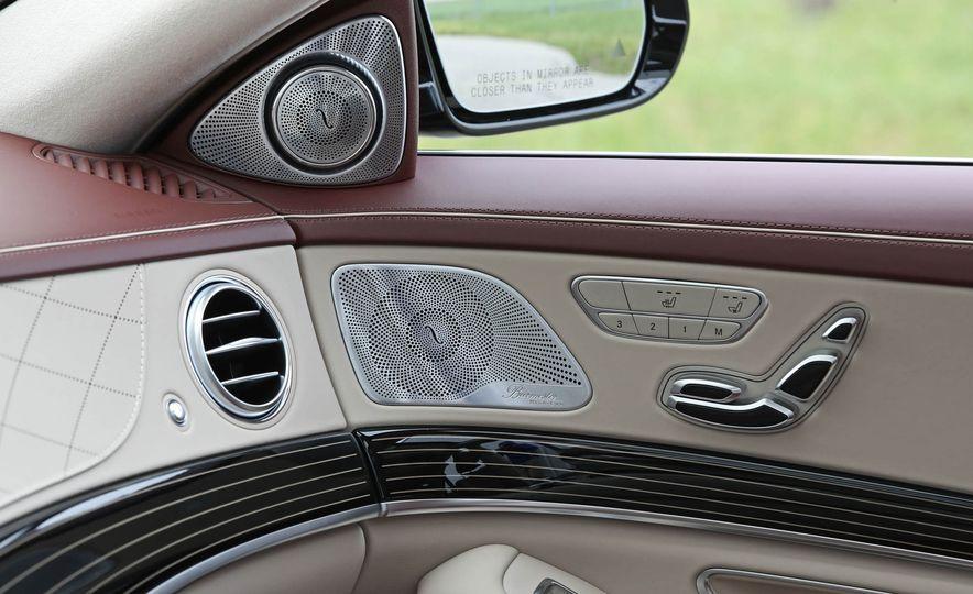 2018 Mercedes-Benz S-class - Slide 67