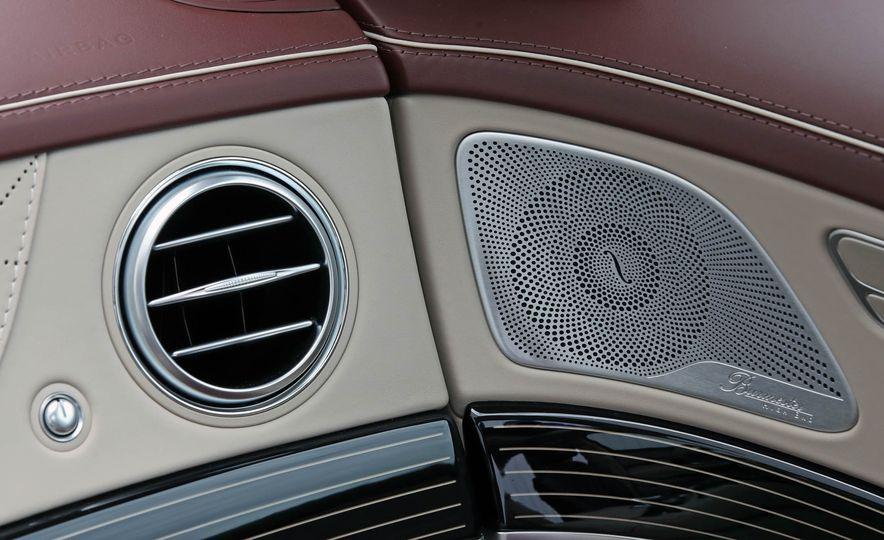 2018 Mercedes-Benz S-class - Slide 68