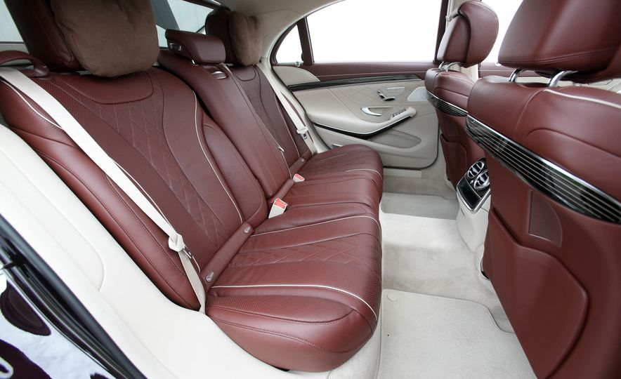 2018 Mercedes-Benz S-class - Slide 79