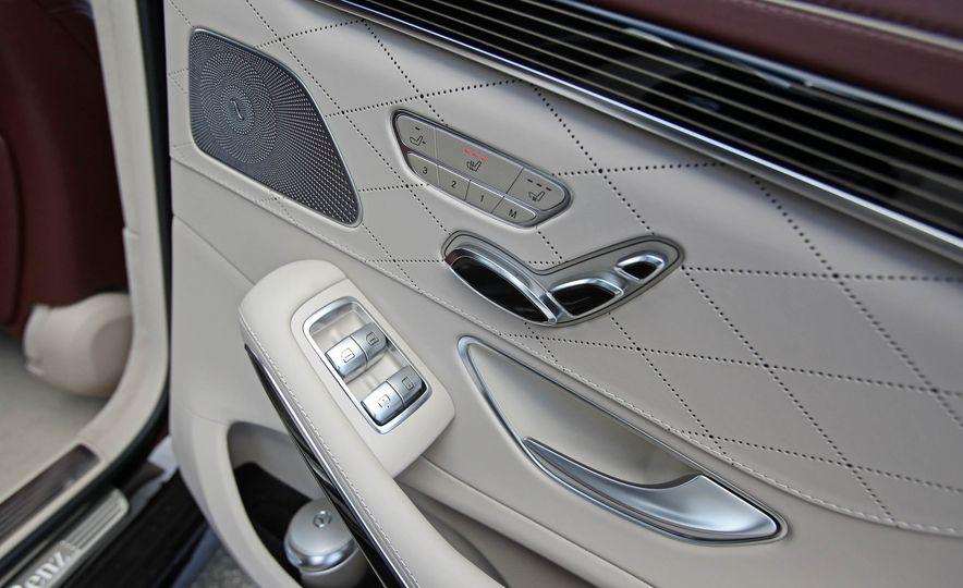 2018 Mercedes-Benz S-class - Slide 82