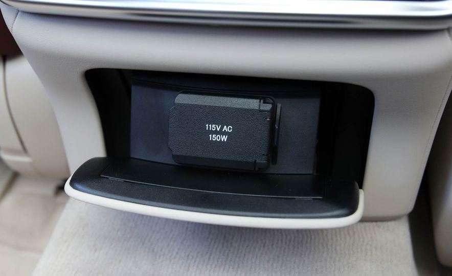 2018 Mercedes-Benz S-class - Slide 85