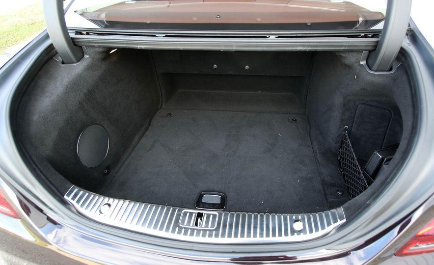 2018 Mercedes-Benz S-class - Slide 91