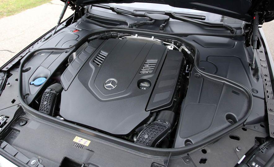 2018 Mercedes-Benz S-class - Slide 95