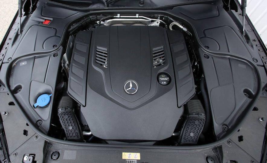 2018 Mercedes-Benz S-class - Slide 96