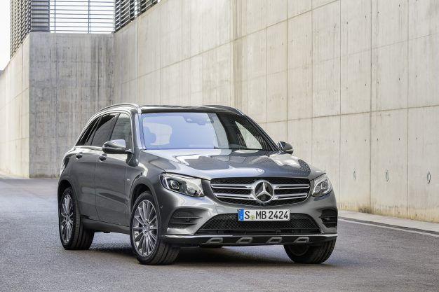 Haptic Fantastic! 2018 Mercedes-Benz GLC350e Plug-In Hybrid Specs and Pricing
