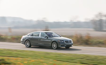 2018 Mercedes-Maybach S560 4Matic – Instrumented Test