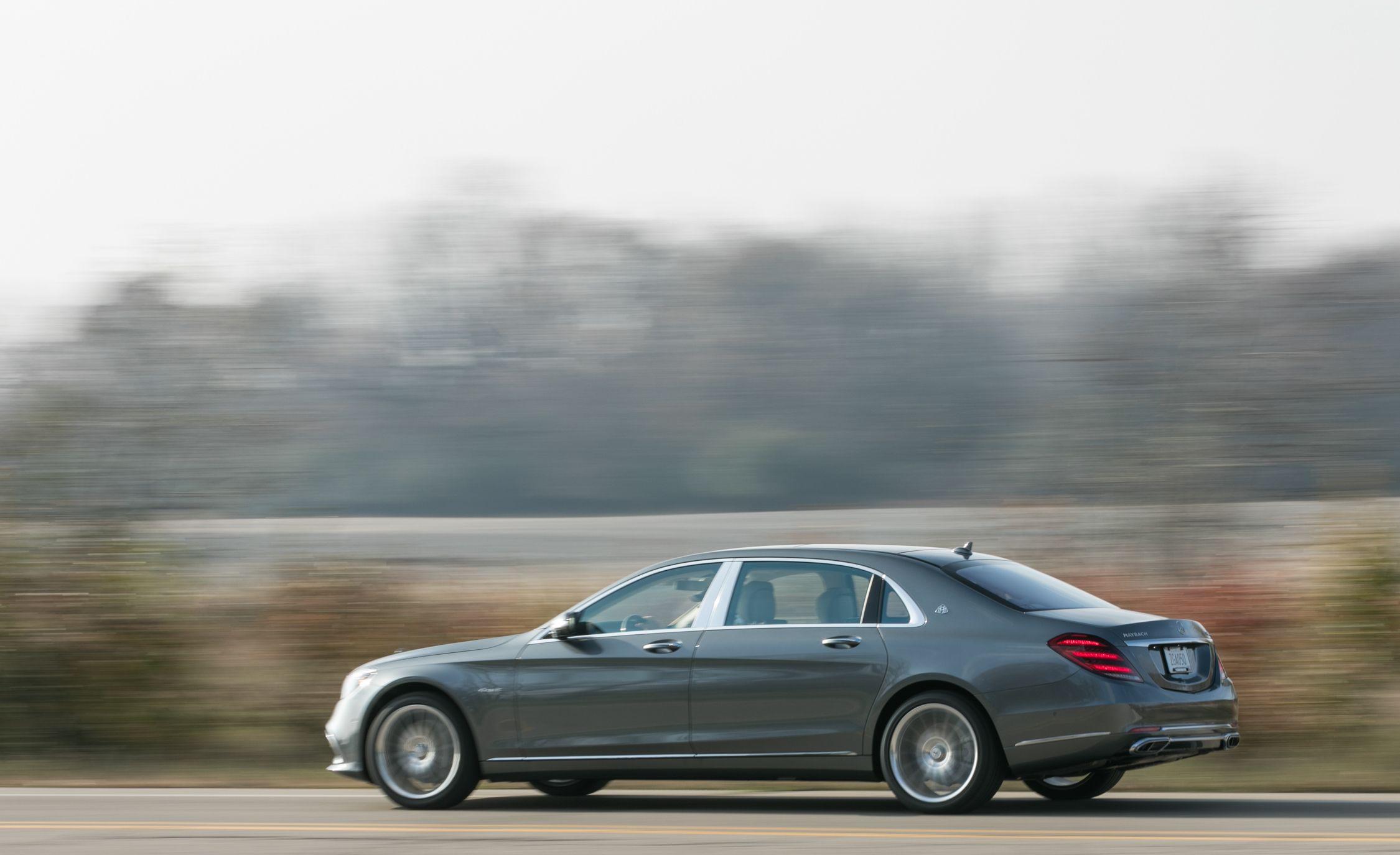 מודרני 2019 Mercedes-Maybach S560 / S650 Reviews   Mercedes-Maybach S560 YA-32