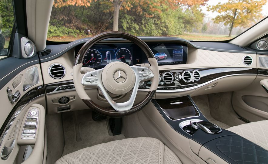2018 Mercedes-Maybach S560 4Matic - Slide 48