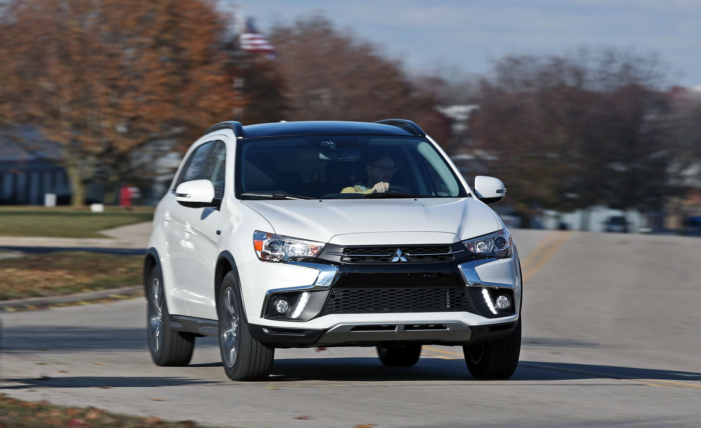 2018 Mitsubishi Outlander Sport Warranty Review Car And Driver