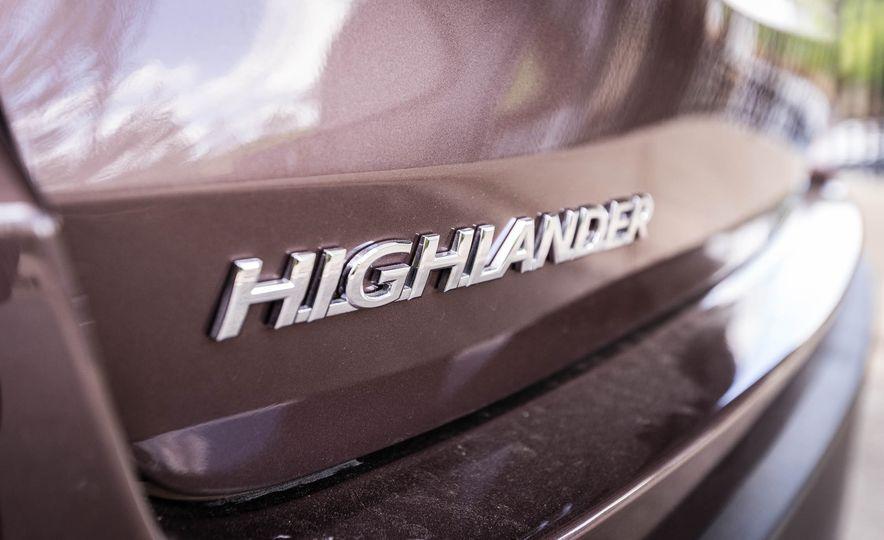 2017 Toyota Highlander - Slide 22