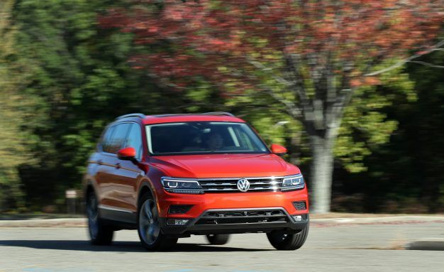 Cut-Price Crossover: Volkswagen Drops Price of 2018 Tiguan by as Much as $2180