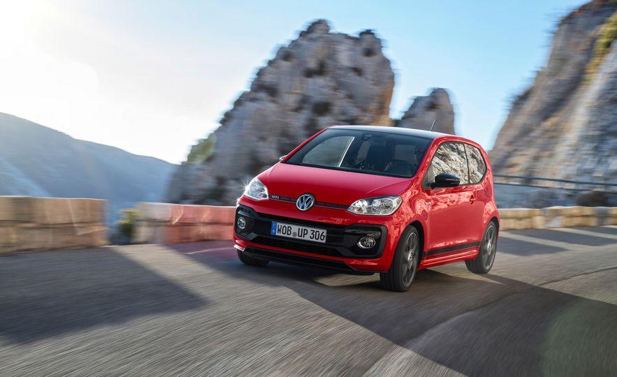 2018 Volkswagen Up! GTI (euro-spec) - Slide 1